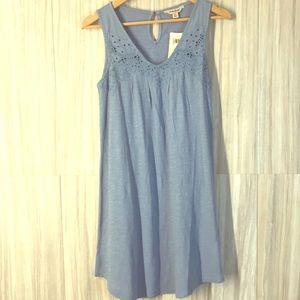 Lucky Brand   Boho Festival Shift Dress   Size XS